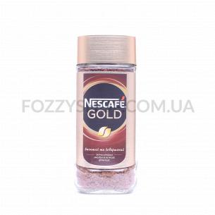 Кофе растворимый Nescafe Gold сублимированный