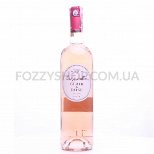Вино Les Jamelles Claire de Rose