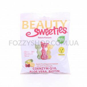 Конфеты Beauty Sweeties Котики засахаренные желейн