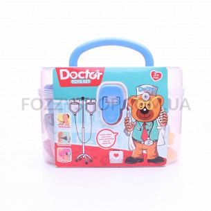Набір іграшковий Лікар 17пр