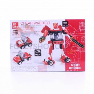 Конструктор Робот 77эл D*001