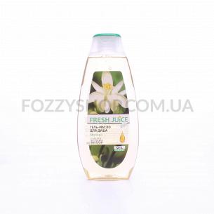 Гель-масло для душа Fresh Juice Moringa