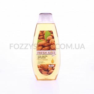 Гель-масло для душа Fresh Juice Sweet Almond