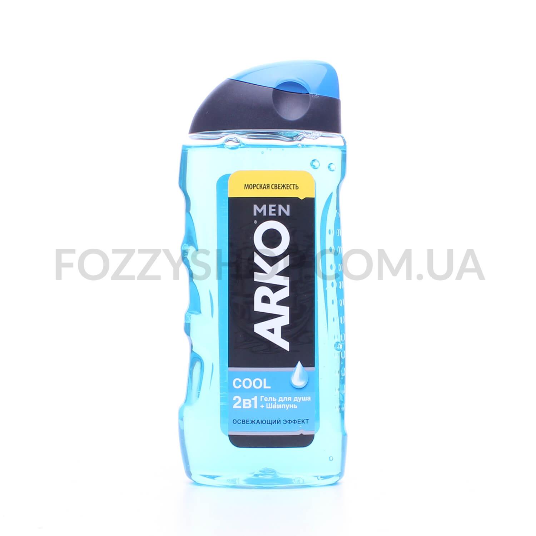 Гель-шампунь для душа ARKO Cool 2in1