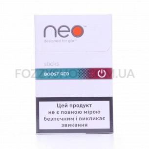 Изделие табачное д/элект нагр Neo Boost Red