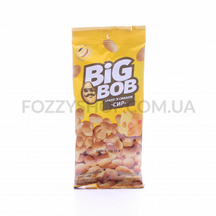 Арахис Big Bob жареный со вкусом сыра