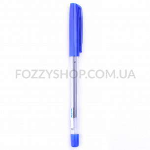Ручка гелевая WIN Flower синяя 0,6мм