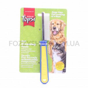Гребешок для собак 21,5см 2105 TOPSI