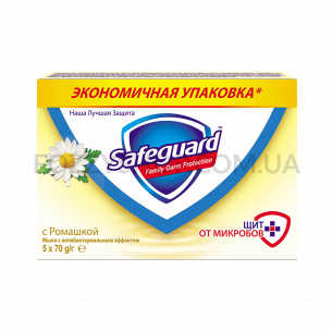 Safeguard антибактеріальне...