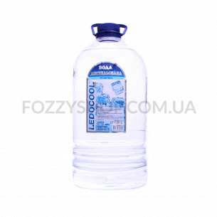 Вода LedoCool дистилированная