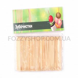 Зубочистки бамбуковые YI-01