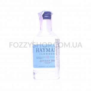 Джин Hayman`s London Dry Gin 41,2%