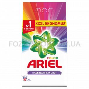 Стиральный порошок Ariel Color 6 кг Автомат