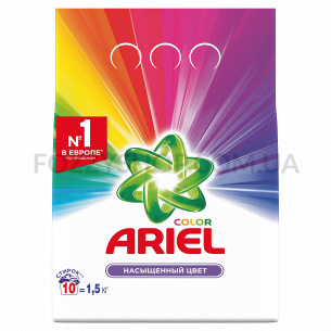 Стиральный порошок Ariel Color 1,5 кг Автомат