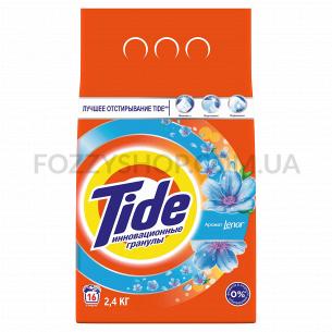 Стиральный порошок Tide Lenor Touch of Scent 2,4 кг