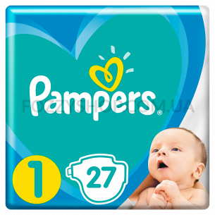 Підгузки Pampers Newborn 2-5кг