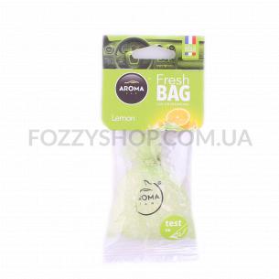 Ароматизатор Aroma Car Fresh Bag лимон