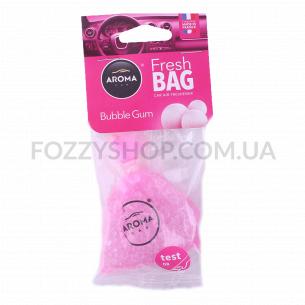 Ароматизатор Aroma Car Fresh Bag жевательная резин