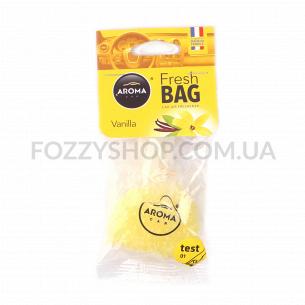 Ароматизатор Aroma Car Fresh Bag ваниль