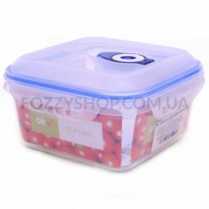 Емкость для морозилки Keeeper All-4-fresh квадр 1л