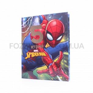 Книга Disney Spiderman 5 историй подарочная
