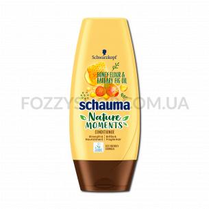 Schauma Nature Moments Кондиционер для ломких и ослабленных волос Медовий эликсир и Масло берберийського инжира 200 мл