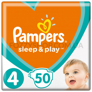 Підгузки Pampers Sleep &...