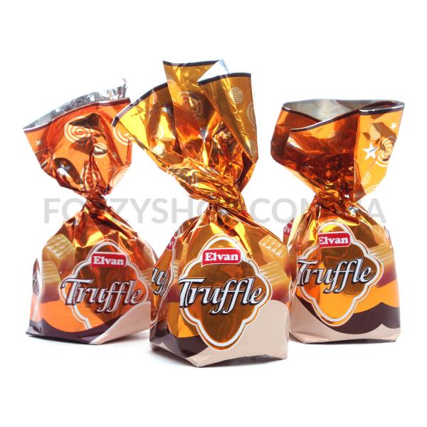 Конфеты Elvan Truffle Caramel шоколадные