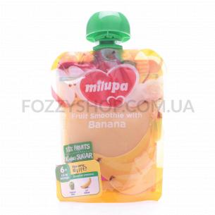 Пюре Milupa яблоко-банан