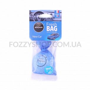 Ароматизатор Aroma Car Fresh Bag новая машина