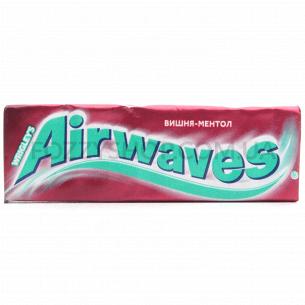 Резинка жевательная Airwaves вишня-ментол