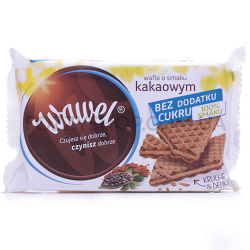 Вафли Wawel с кофейной начинкой без сахара