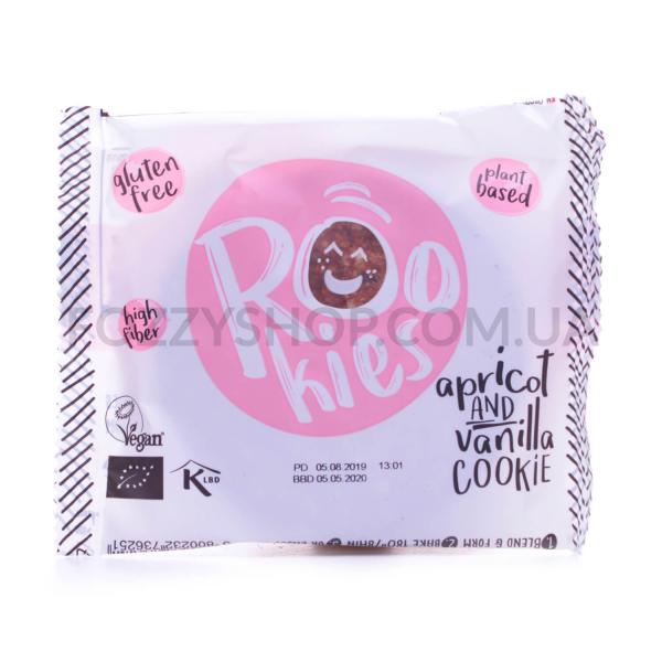 Печенье Rookies курага-ваниль органическое