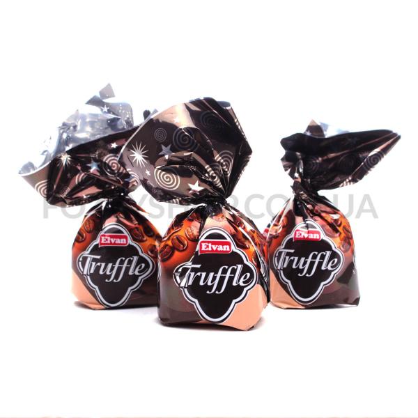 Конфеты Elvan Truffle Coffee шоколадные
