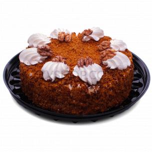 Торт Медово- Ореховый