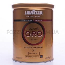 Кофе молотый Lavazza Qualita Oro в банках