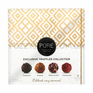 Конфеты Pure Chocolate трюфель ассорти