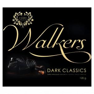 Конфеты Walkers черный шоколад