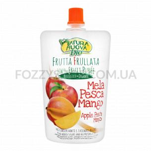 Пюре фрукт Natura nuova...