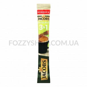 Напиток кофейный Jacobs 3в1 лесной орех