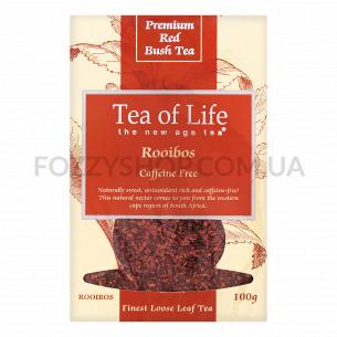 Чай Tea of Life Ройбуш