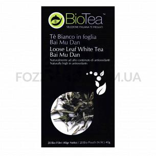Чай белый BioTea