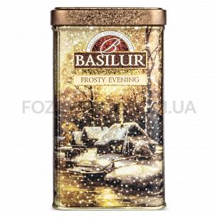 Чай черный Basilur Frosty Evening ж/б