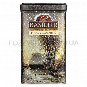 Чай черный Basilur Frosty Morning ж/б