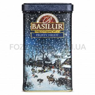 Чай черный Basilur Frosty Night ж/б