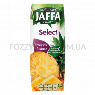 Нектар Jaffa Select ананас