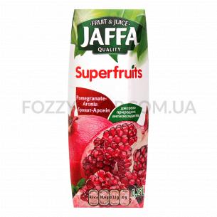 Нектар Jaffa Superfruits гранат-черноплодн рябина