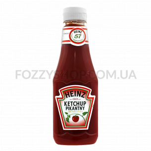 Кетчуп Heinz томатный острый п/п