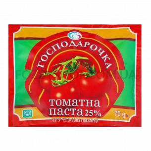 Паста томатная Господарочка 25% дой пак