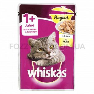 Корм для котов Whiskas Casserole курица в желе